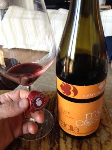 """Sicilia Rosso """"Microcosmo"""" 2013 - Cantine Barbera"""