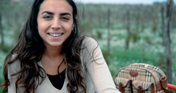 Sicilia-Milano: sbandata per Arianna Occhipinti