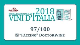 I 97/100 di Sicilia fra i Faccini 2018 di Doctor Wine