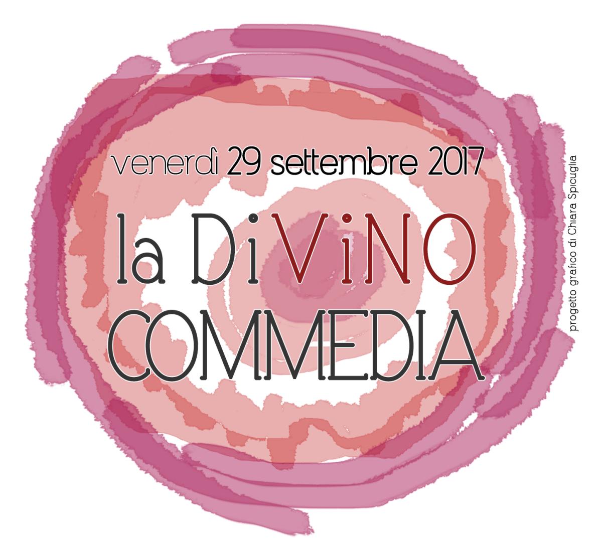La DiVino Commedia: Cucina, Vino e Teatro, il 29 settembre a Noto