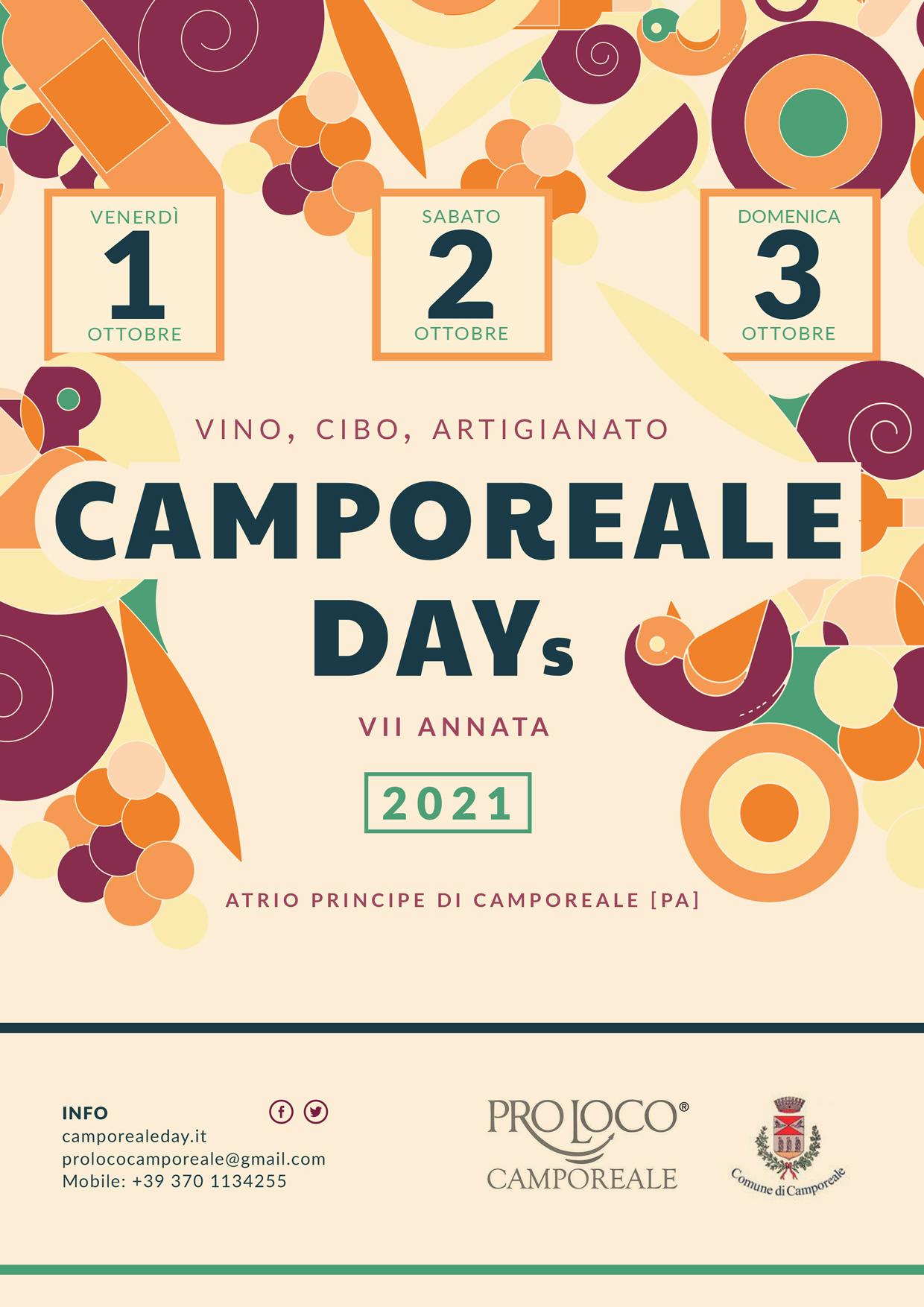 Torna Camporeale Days